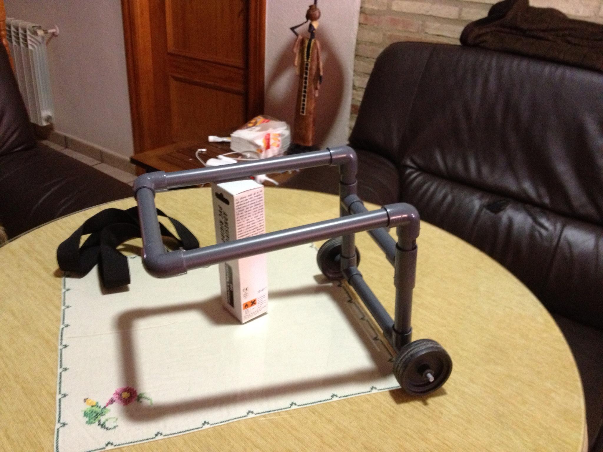Sillas de ruedas para perros la neblina - Ruedas para sillas de ruedas ...
